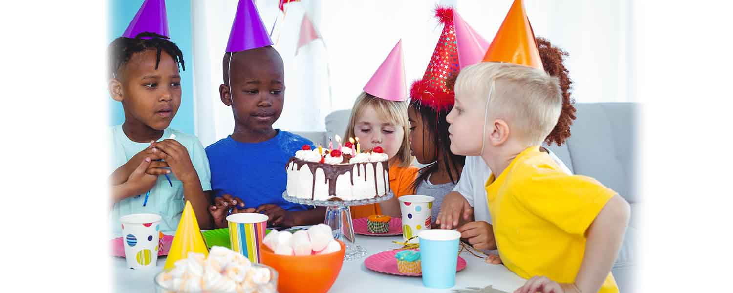 Book Your Birthday Party With Family Connections Today